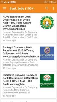 Uttar Pradesh Jobs captura de pantalla 3