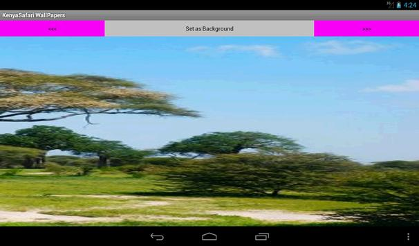 AfricaSafari WallPaper apk screenshot