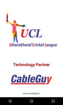 Uttarakhand Sports League poster