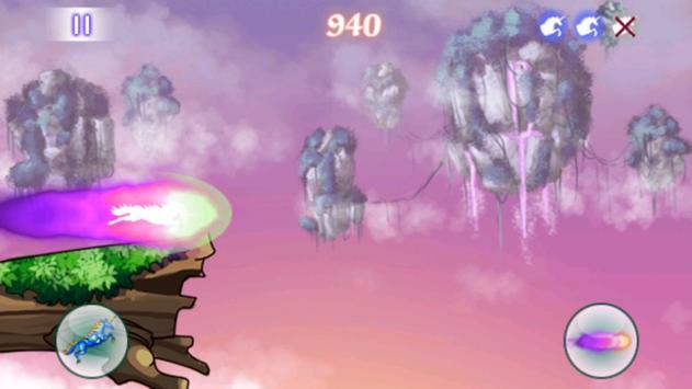 Power Unicorn Dash apk screenshot