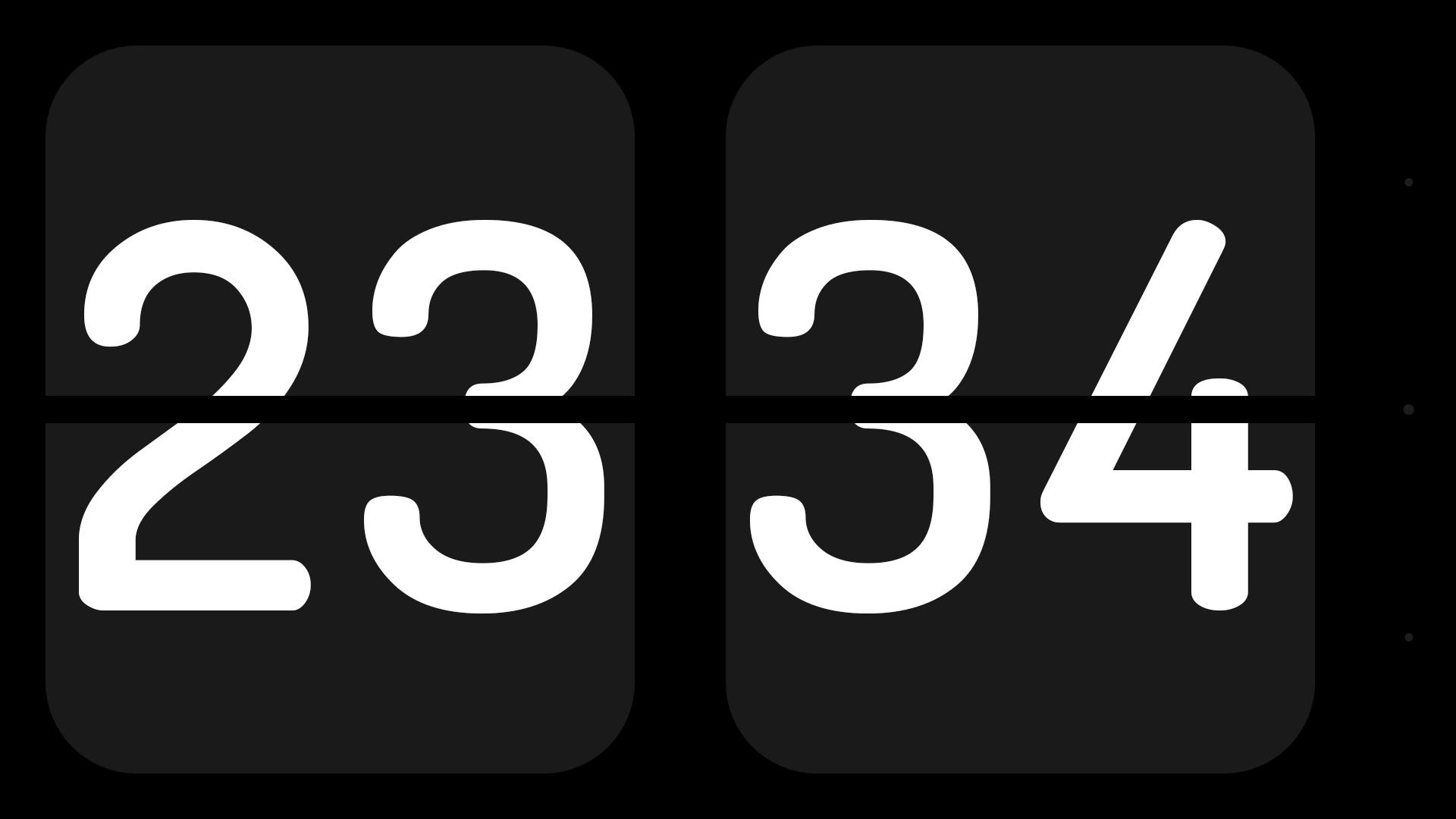 Flip Clock Daydream for Android - APK Download