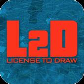License 2 Draw 2.0 icon