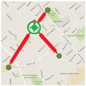 GPS AutoResponder BETA icon