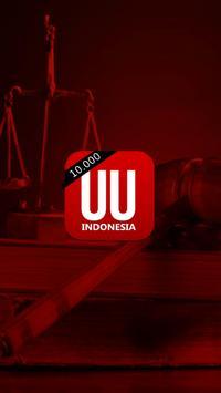 UU Indonesia poster