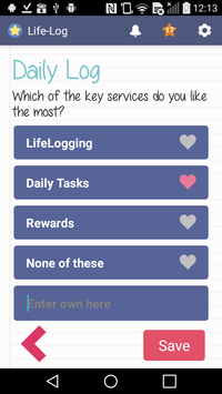 LifePal screenshot 2