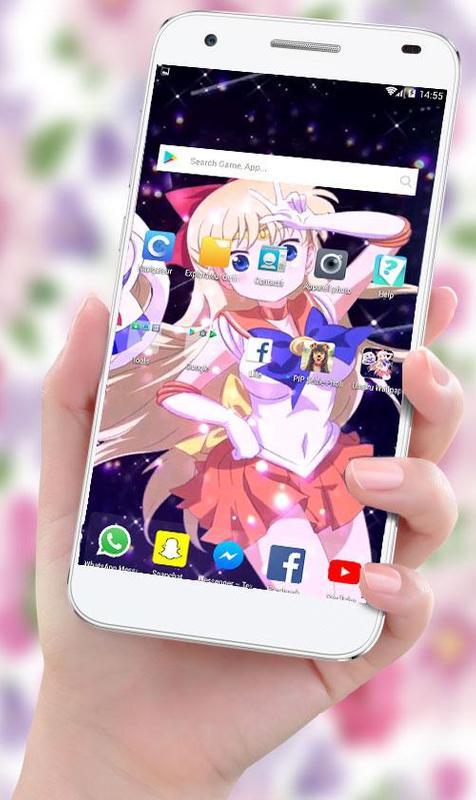 ... Live Wallpaper of Umaru Chan Anime screenshot 3 ...