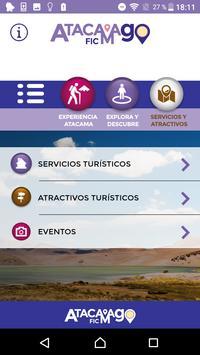 AtacamaGo screenshot 2