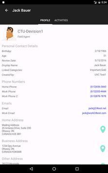 UVC Mobile CRM apk screenshot