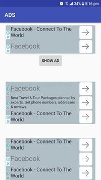 ADS apk screenshot