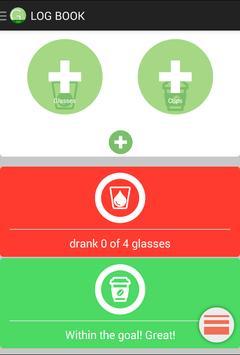 Goals - for Fitness - Lite poster