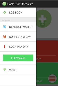 Goals - for Fitness - Lite apk screenshot