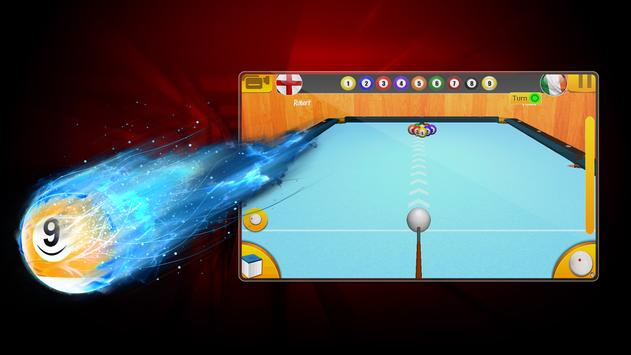 9 Ball Pool Pro-Snooker poster