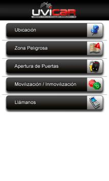 Uvicar Móvil screenshot 1