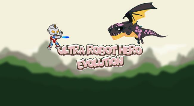 Ultra Robot Hero Revolution poster