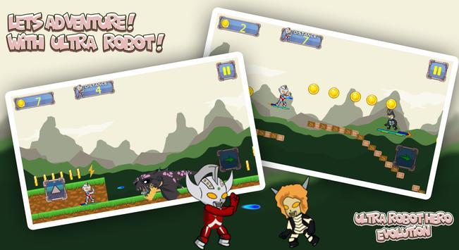 Ultra Robot Hero Revolution screenshot 1