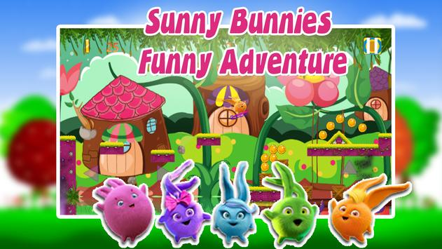 Sunny Bunnies Funny Adventure screenshot 2
