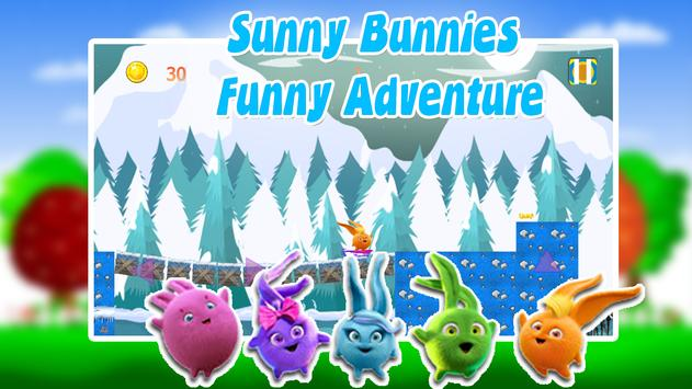 Sunny Bunnies Funny Adventure screenshot 4