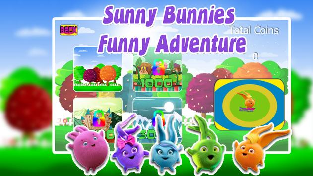 Sunny Bunnies Funny Adventure screenshot 5