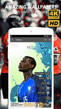Paul Pogba Wallpapers 4K HD screenshot 3