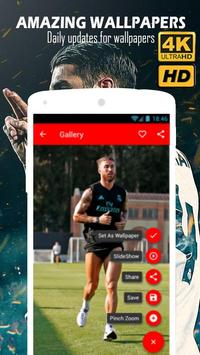 Sergio Ramos Wallpapers HD 4K screenshot 5