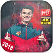 Philippe Coutinho HD Wallpapers - Barcelona icon