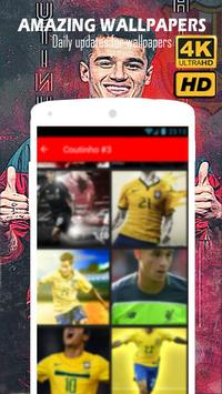 Philippe Coutinho HD Wallpapers - Barcelona screenshot 3