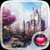 Fairy tale Hearts Wallpaper icon