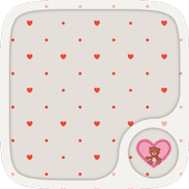 Teddy bear Hearts Wallpapers icon