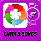 Cardi B - Bartier Bardi icon