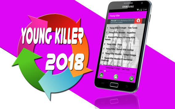 Toto Tundu - Young Killer Ft Bright poster