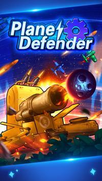Plane Defender poster