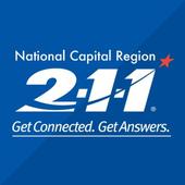 National Capital Region 2-1-1 icon