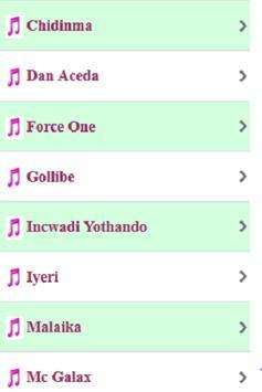 African Wedding Songs Audio screenshot 1