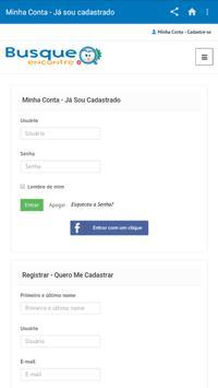 BusqueEncontre - Portal apk screenshot