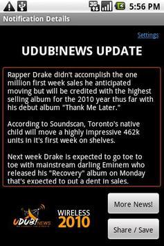 UrbanWorld News screenshot 1