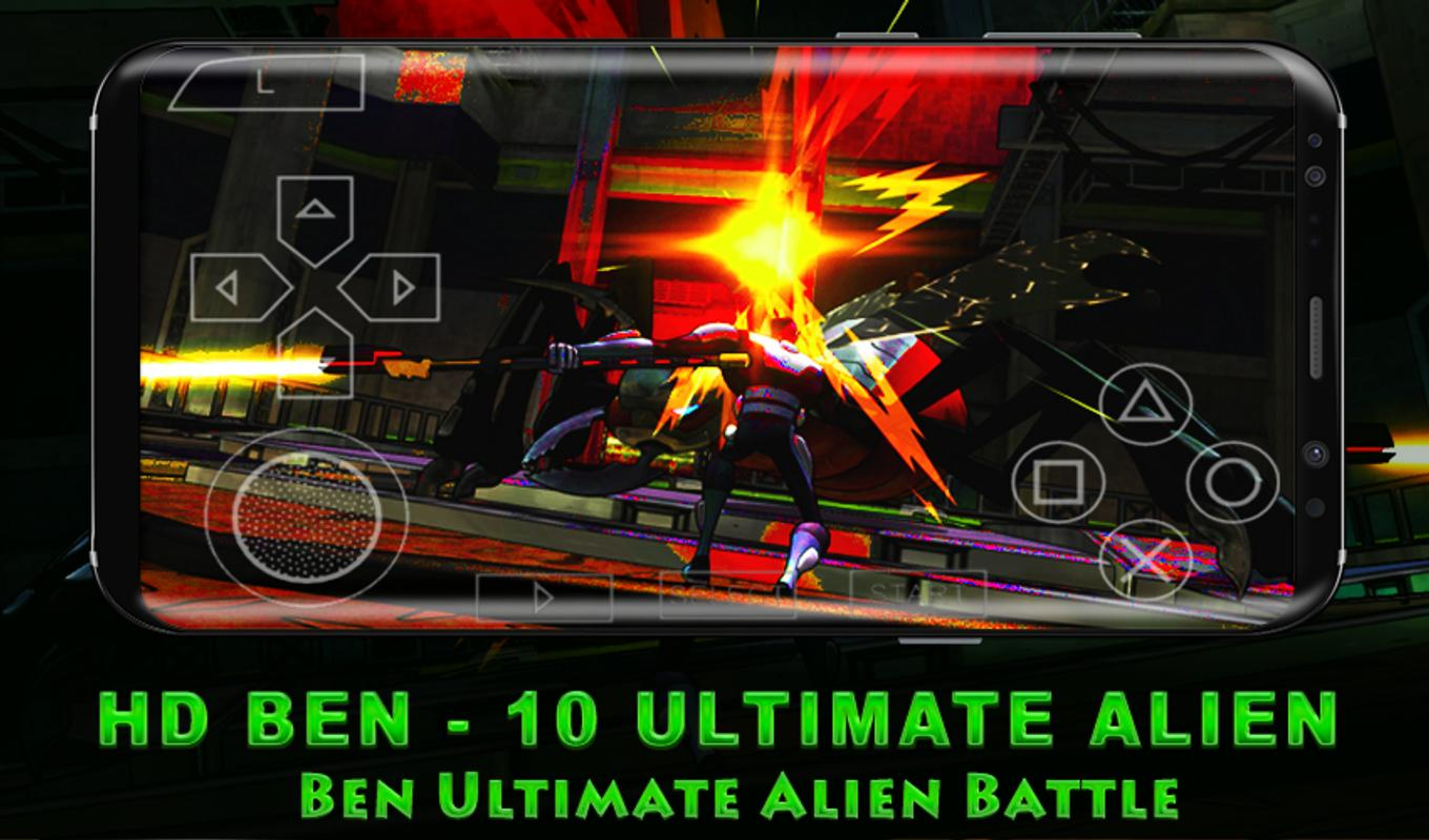 ben 10 ultimate alien force game download for pc