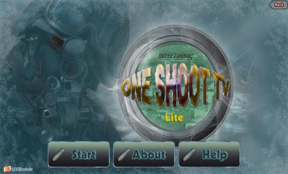 OneShoot TV SniperTrainingLite poster