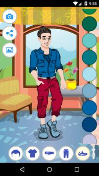 Dress Up Noah apk screenshot