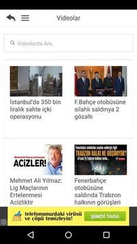 61saat - Trabzon Haber apk screenshot