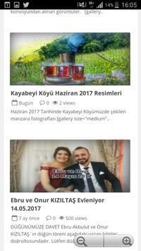 Kayabeyim apk screenshot