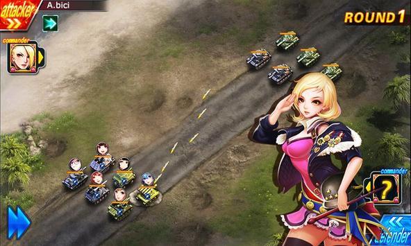 Girls of War screenshot 1