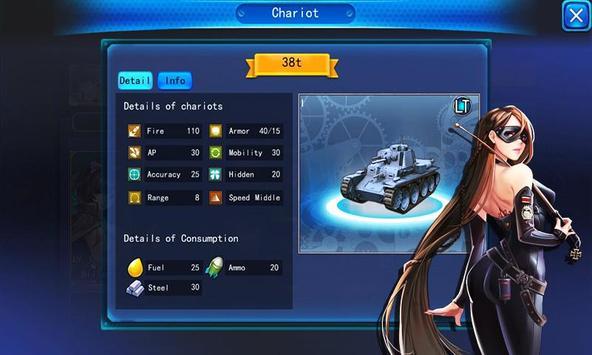 Girls of War screenshot 5