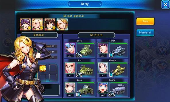 Girls of War screenshot 6