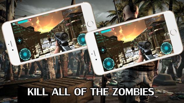 Zombie Survivor: Judgement Day poster