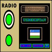 Uzbekistan FM Online icon