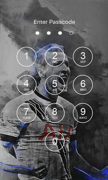Harry Kane 4K Lock Screen screenshot 2