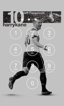 Harry Kane 4K Lock Screen screenshot 4