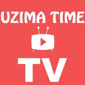 Uzima Time TV - App icon