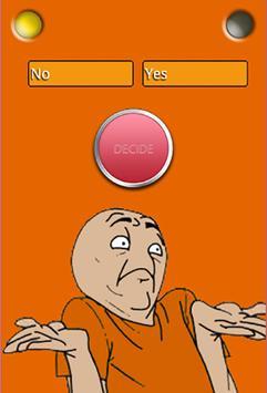Simple Decision Maker poster