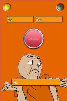 Simple Decision Maker apk screenshot